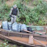 Oberá: Gendarmería incautó 448 kilos de marihuana escondidos en una camioneta