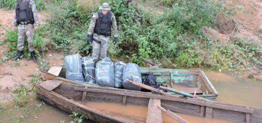 Cuatro años y medio de cárcel para narco paraguayo que había desembarcado en Misiones con 136 kilos de marihuana