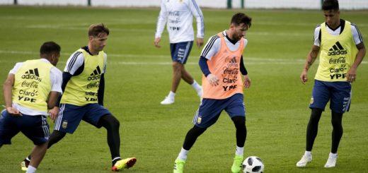#Mundial2018: Sampaoli no confirmó el equipo