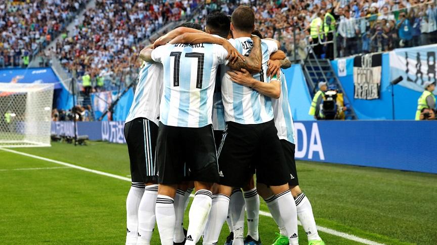 #Mundial2018: Rojo se vistió de héroe y Argentina se clasificó a octavos, ahora va por Francia