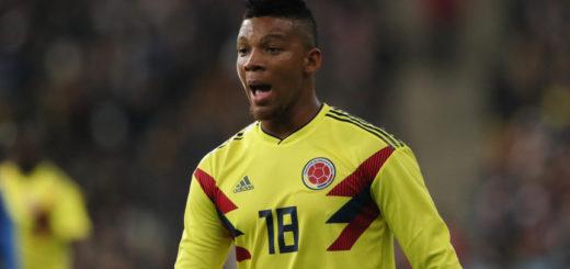 #Mundial 2018: Frank Fabra, el defensor colombiano de Boca se rompió los ligamentos y se pierde el Mundial