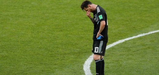 #Mundial2018: Argentina decepcionó en su debut e igualó contra Islandia