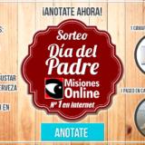 Rige el #AhoraPapá: comerciantes posadeños esperan expectantes ventas entre hoy y mañana para el Día del Padre