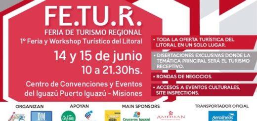 La FETUR ya llega a Puerto Iguazú