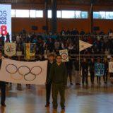 Avanza la construcción de la pista sintética olímpica en el CEPARD