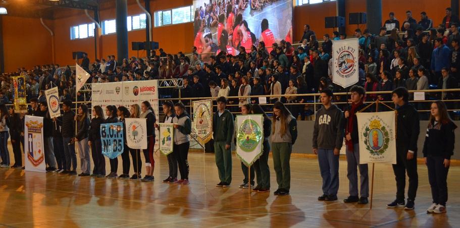 Juegos Deportivos Misioneros 2018:  Participarán más de 27 mil jóvenes en toda la provincia