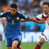 """#Mundial2018: """"Ahora debo despertar un poco del sueño"""", dijo Enzo Pérez"""