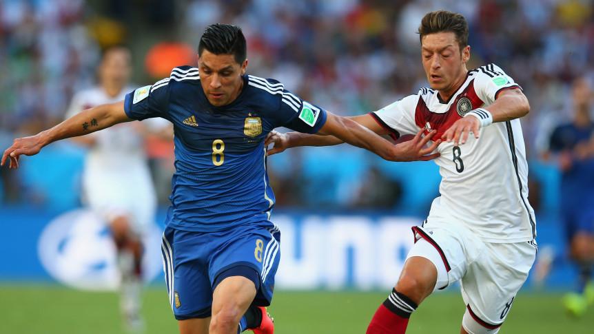 #Mundial2018: Será  la segunda Copa que jugará Enzo Pérez y buscará la revancha de la final perdida ante Alemania
