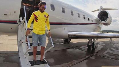 #Mundial2018: A Maluma le robaron 800 mil dólares mientras veía a Colombia