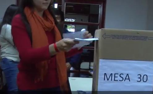 Con normalidad y gran concurrencia la Universidad Nacional de Misiones renueva sus autoridades