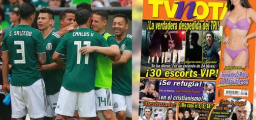 #Mundial2018: un escándalo sexual sacude a la selección de México e involucra a 30 mujeres