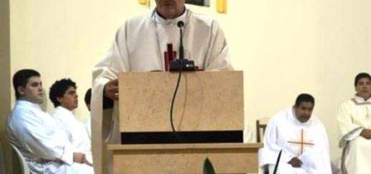 Carta de monseñor Juan Rubén Martínez : «camino de santidad»
