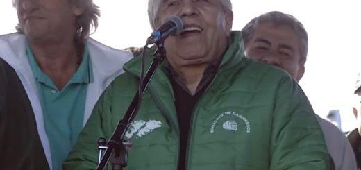 """""""Si no tenemos respuesta el jueves 14 paramos"""", dijo Hugo Moyano"""