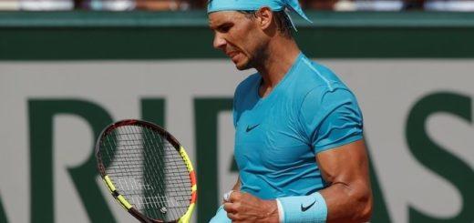 Roland Garros: Del Potro cayó ante Nadal y se despidió del torneo
