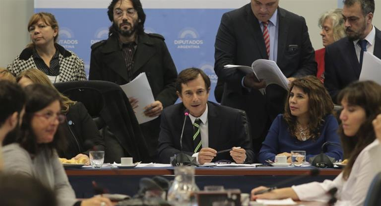 Proyecto de legalización del aborto logró dictamen de mayoría en Diputados