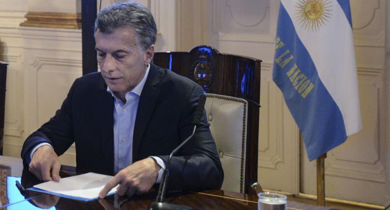 Macri suspende viaje para atender los cambios en el Gabinete