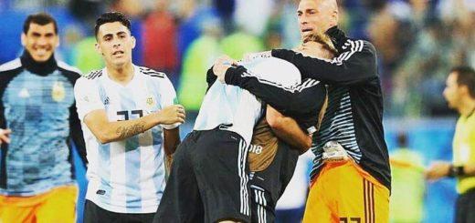 """#Mundial2018: Caballero agradeció el apoyo tras el triunfo: """"Acepto el error, pero mi familia pasó días desagradables"""""""