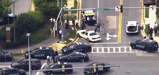 EEUU: al menos cinco muertos por un tiroteo en un diario cerca de Washington