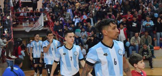 Futsal: Tres misioneros fueron convocados a la Selección para el #DesafíoMundialista ante el campeón del Mundo