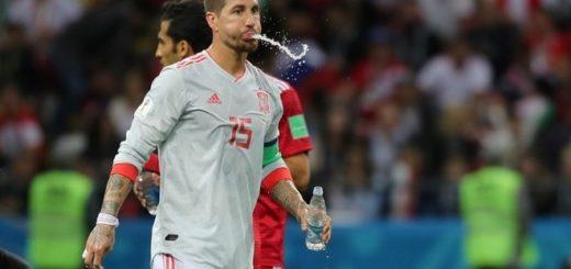 #Mundial2018: Sergio Ramos le pegó a Maradona y elogió a Messi