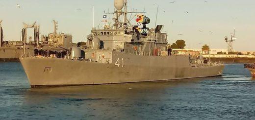 ARA San Juan: después de casi un mes sin búsqueda, la Armada envía un buque al área de rastrillaje