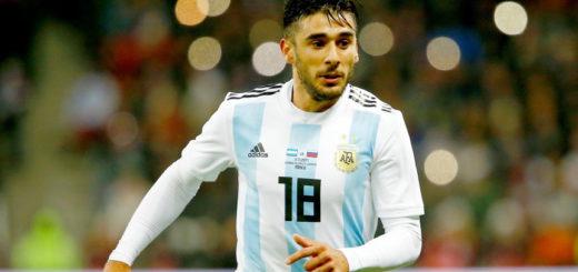 """#Mundial2018: """"Mi madre durmió en una plaza para verme jugar de niño, porque no tenía para un hotel"""" dijo Salvio"""