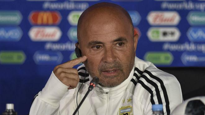 Sampaoli sigue siendo el DT de la selección Argentina y dirigirá la Sub 20