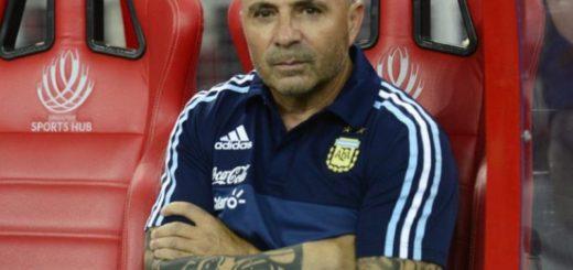 #Mundial2018: Sampaoli ya tiene los once para enfrentar a Islandia