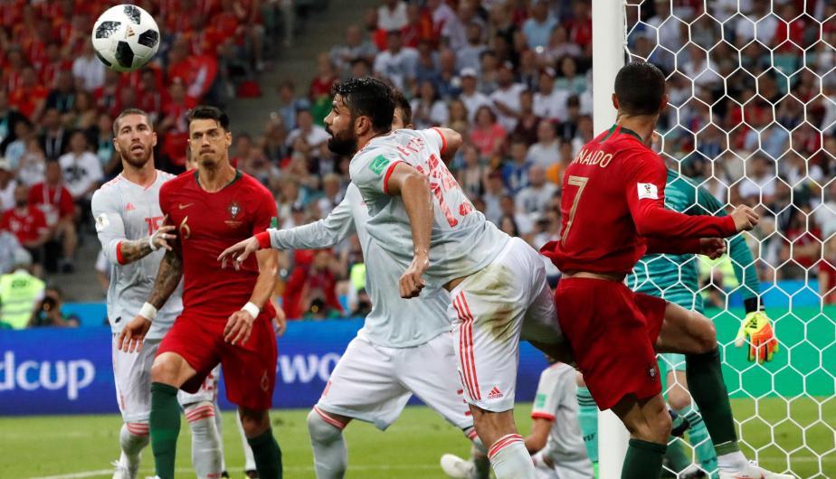 #Mundial2018: Se define el grupo B con España, Portugal e Irán con posibilidades de clasificar