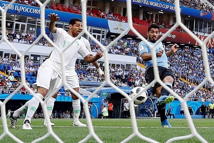 #Mundial2018: Uruguay va en busca de liderazgo del grupo A vs Rusia