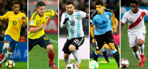 #Mundial2018: La Conmebol fue la confederación con mejor rendimiento en fase de grupos