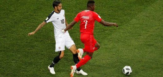 #Mundial2018: Suiza igualó con la eliminada Costa Rica y se clasificó a octavos