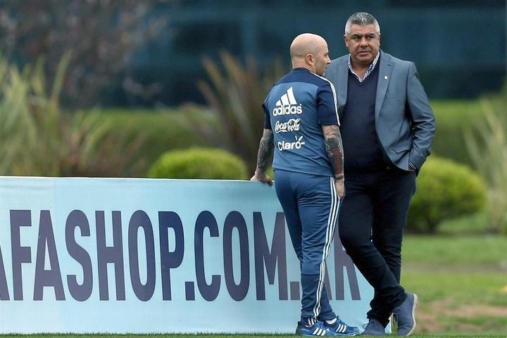 La AFA intervino tras el grave rumor sobre abuso sexual que involucró a Jorge Sampaoli