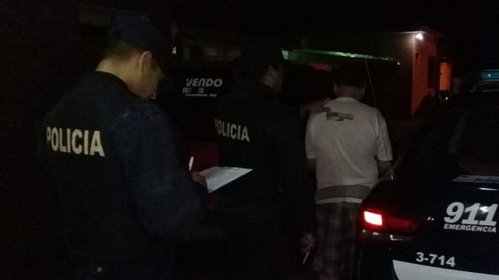 """San Vicente: Salió de """"compras"""" con tarjetas robadas y fue detenido"""
