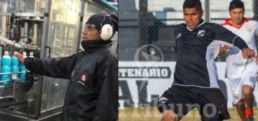 Un futbolista de un club de Salta tuvo que pedir el día libre en el trabajo para jugar contra River