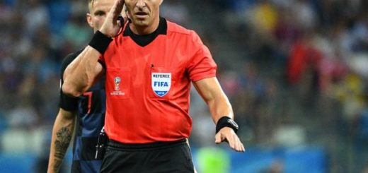 #Mundial2018: El misionero Néstor Pitana, designado para el gran partido entre Francia-Uruguay por los cuartos de final