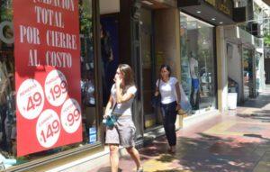 Según la Came, las ventas minoristas cayeron un 4,2 por ciento en junio