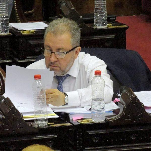 El diputado Jorge Franco considera que la decisión del nuevo rol de las FFAA debería ser discutida también en el Congreso