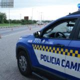Motociclista ofreció una coima a policías tras haber pasado varios semáforos en rojo: terminó preso