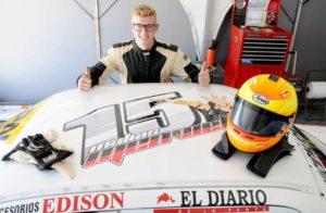 El Automóvil Club de Misiones se solidarizó con el piloto Matías Menvielle por el robo de sus equipos
