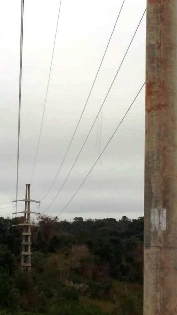 """Aseguran que los cortes de luz en la zona centro fueron provocados y podría tratarse de un """"sabotaje"""""""
