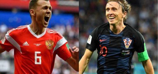 #Mundial2018 Croacia busca la clasificación a semifinales ante el local