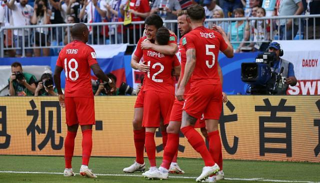 #Mundial2018: Inglaterra eliminó a Suecia y está en semifinales