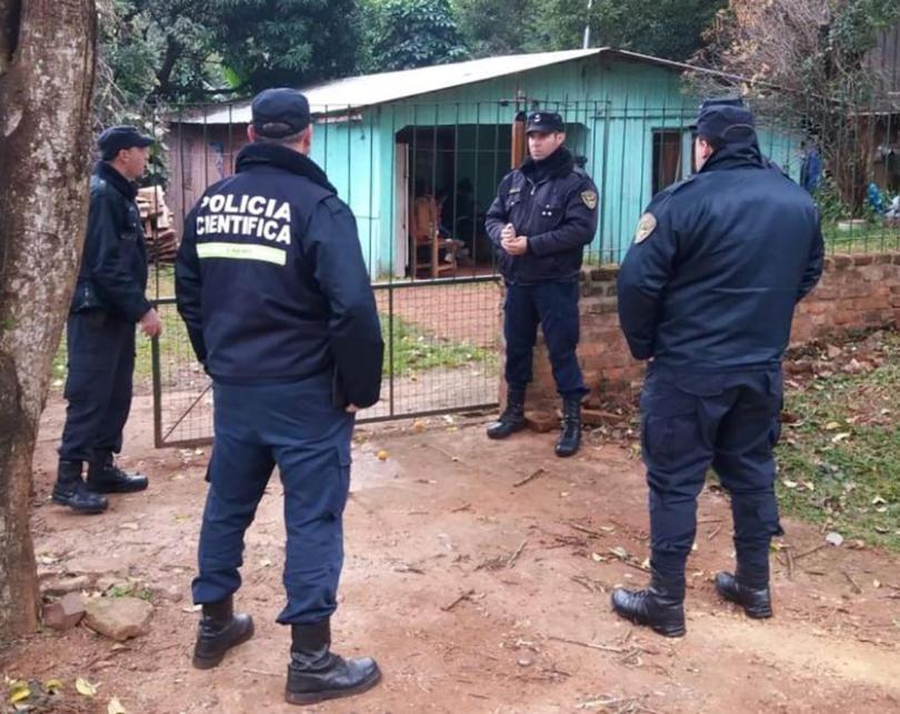 Desaparición del gomero en Oberá: dio negativo la prueba de luminol en su casa, no dieron con rastros de sangre