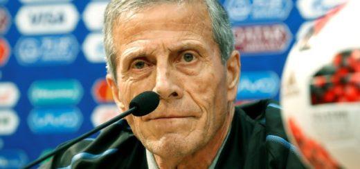 #Mundial2018: El DT de Uruguay dejó un mensaje con doble filo para el misionero Pitana