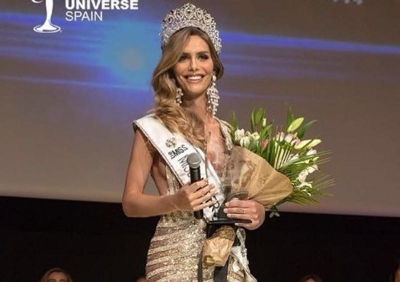 Una modelo transgénero se convirtió en la primera Miss Universo en España