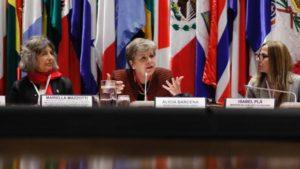 La igualdad de género además de justa es imprescindible para el desarrollo sostenible de la región