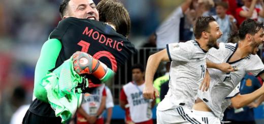 #Mundial2018: se van formando los cruces de cuartos de final