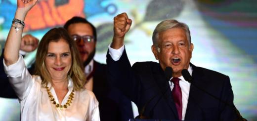 Elecciones presidenciales en México: el centroizquierdista López Obrador con la lucha contra los narcos y la corrupción como bandera