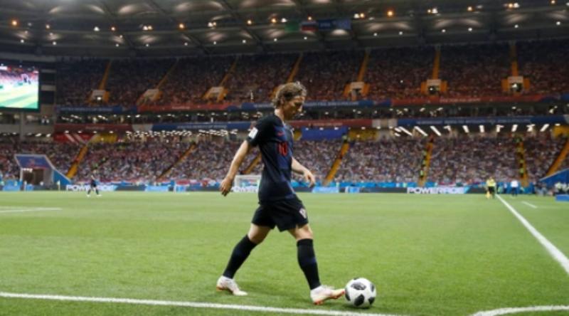 #Mundial2018: Luka Modric, la figura de Croacia que podría ser condenada a 5 años de prisión